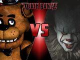 Freddy Fazbear vs Pennywise