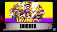 Winner Wario