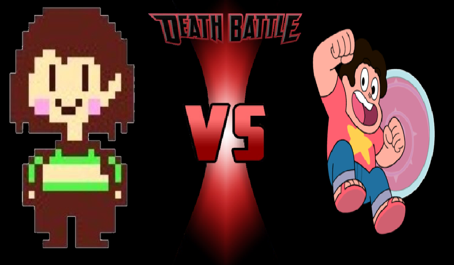 Chara Vs Steven Universe Death Battle Fanon Wiki