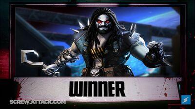Lobo wins