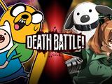 Finn & Jake vs Seryu & Koro