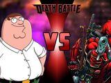 Peter Griffin VS Deadpool