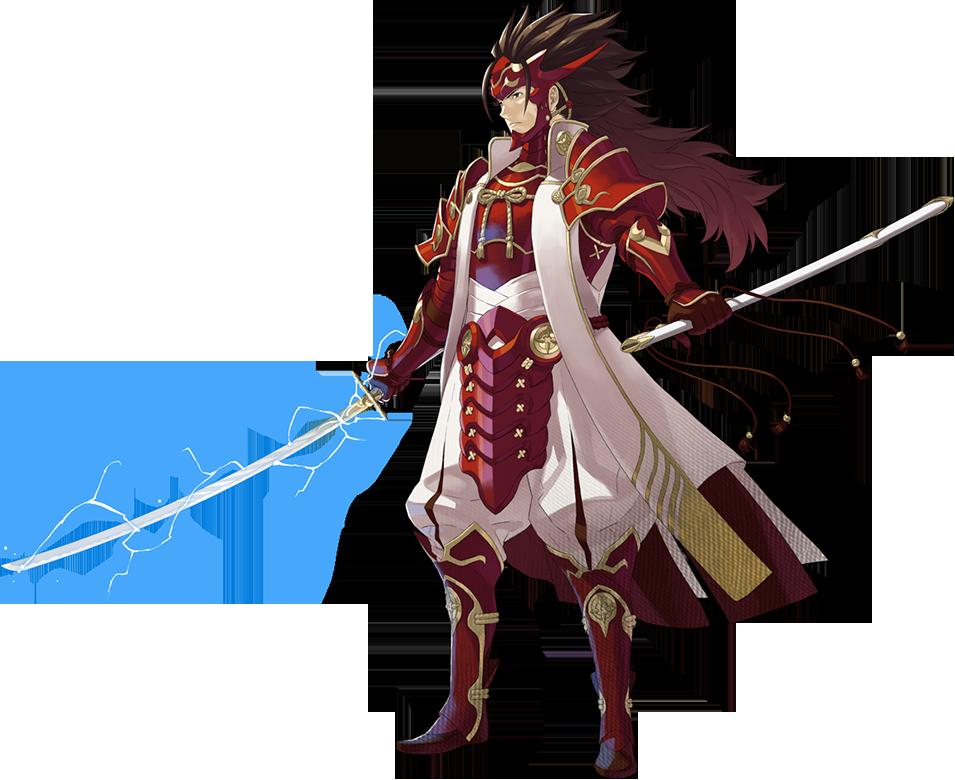 Ryoma - Fire Emblem Warriors Wiki