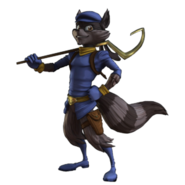 Sly Cooper in Thieves in Time