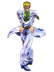 Yoshikage Kira