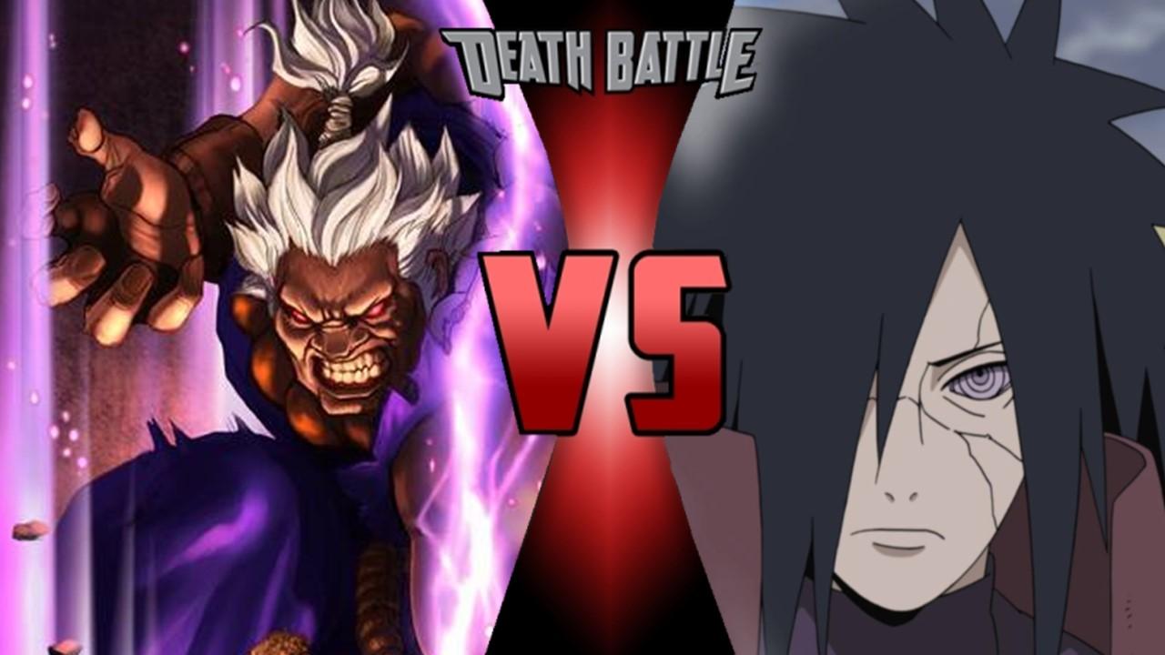 akuma vs madara uchiha death battle fanon wiki fandom powered by