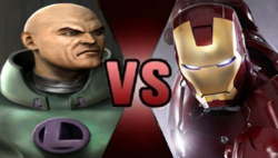 Lex Luthor vs