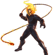 Marvel-Ultimate-Alliance-3 Ghost-Rider render