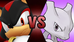 Shadow the Hedgehog vs