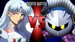 Sesshōmaru VS Meta Knight