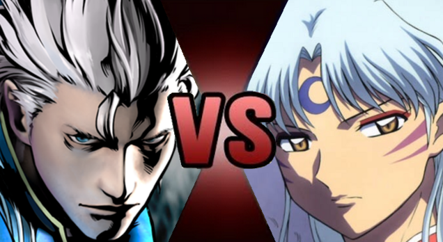 Vergil Sesshomaru Fake Thumbnail