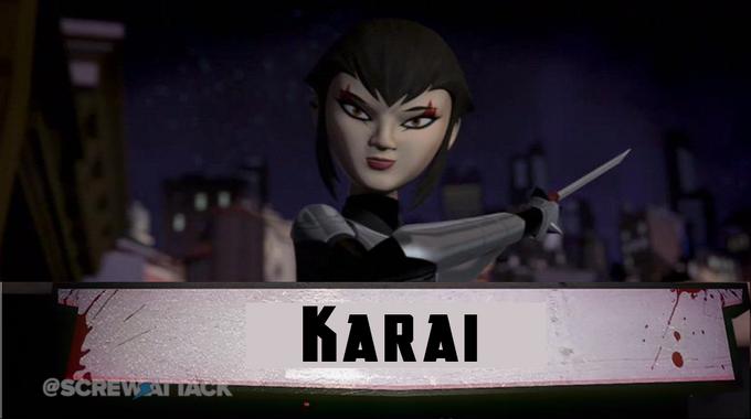 !Intro Karai 0