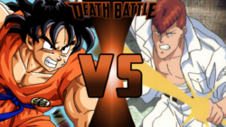 Yamcha vs Kazuma Kuwabara