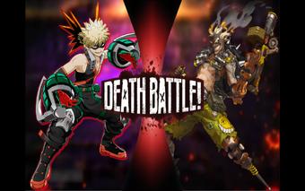 Bakugou Vs Junkrat Death Battle Fanon Wiki Fandom