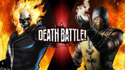 Ghost Rider vs