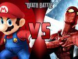 Mario VS Spider-Man