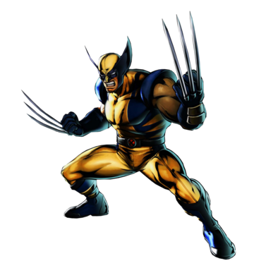 Wolverine icon by slamiticon-d5z2uu6
