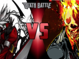 Ghost Rider Vs Ragna
