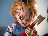 Chucky vs Baldi