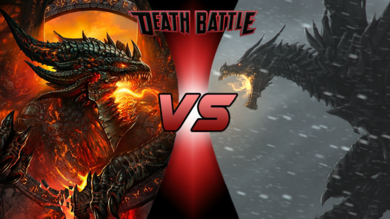 Deathwing vs Alduin ver(2)