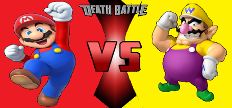 Mario vs Wario Death Battle