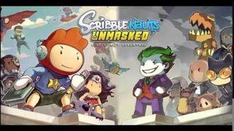 Scribblenauts Unmasked Menu Theme