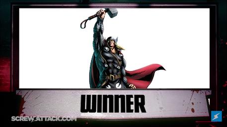 Winner Thor