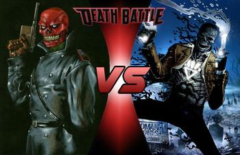 Red skull vs black mask death battle fanon wiki fandom powered red skull vs black mask the ancient one g1 voltagebd Gallery