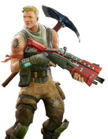Jonesy Render