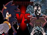 Archie Shadow vs Regime Superman
