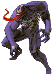 Venom MvC2