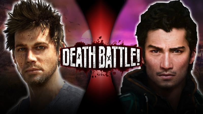 Jason Brody Vs Ajay Ghale Death Battle Fanon Wiki Fandom