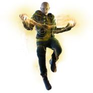 Electro from MSM render