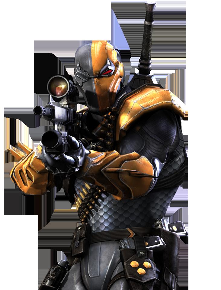 Deathstroke | Death Battle Fanon Wiki | FANDOM powered by ...