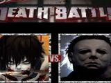 Jeff the Killer vs Michael Myers