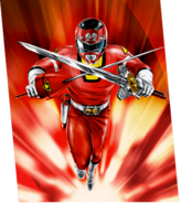 Turbo-red-ranger