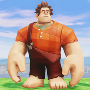 Wreck-it Ralph in Disney Infinity 2