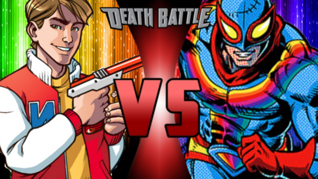 Captain N vs Captain Rainbow