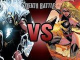 Shazam vs Ms. Marvel
