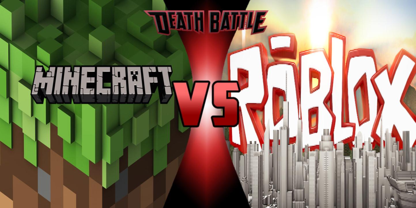 Minecraft Vs Roblox Death Battle Fanon Wiki Fandom Powered By Wikia