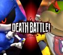 Bowser Jr. VS Metal Sonic