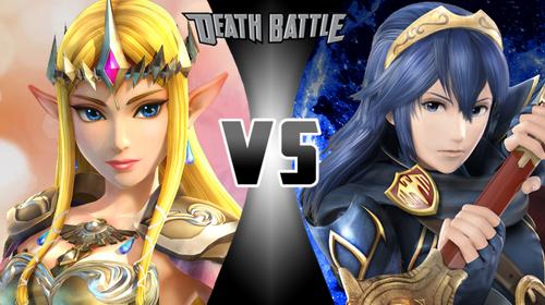Zelda Lucina v2 Thumbnail
