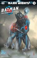 Batman The Murder Machine Vol 1 1 Variant