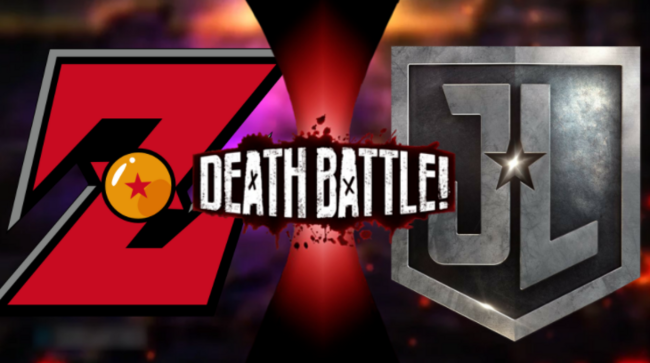 Z-Fighters VS Justice League | Death Battle Fanon Wiki