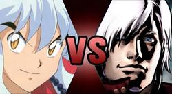 Inuyasha vs