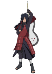 Madara transparent
