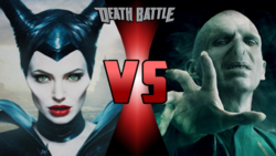 Maleficent VS Lord Voldemort Thumbnail