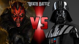 Darth Maul vs