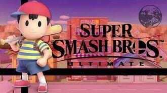 Onett Theme Winters Theme - Super Smash Bros.
