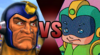 Bad Box Art Megaman Captain N Megaman Fake Thumbnail